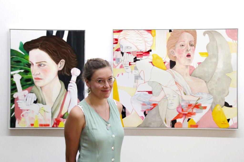 Galerie Benjamin Eck Oktober 2019
